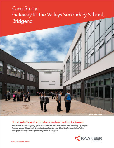 Gateway To The Valleys Secondary School Case Study Launched