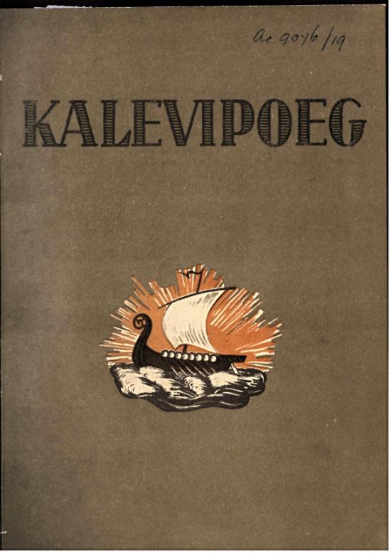 BalticKalevipoegCover