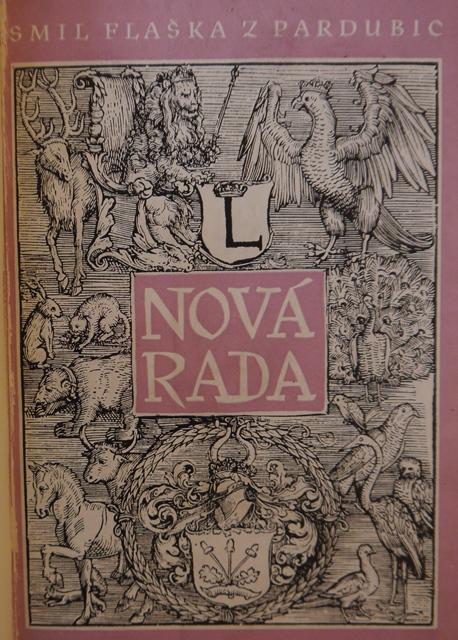 Flaska, Nova Rada 1950 Ac.800.ba.(9)