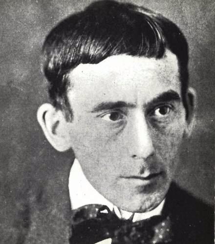 Hugo Ball 1916
