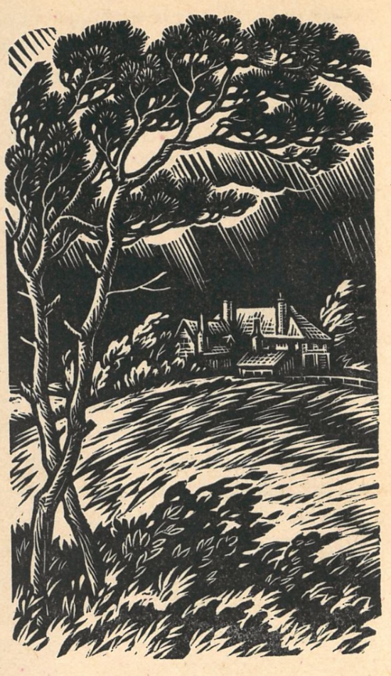 Wuthering Heights Dutch vignette