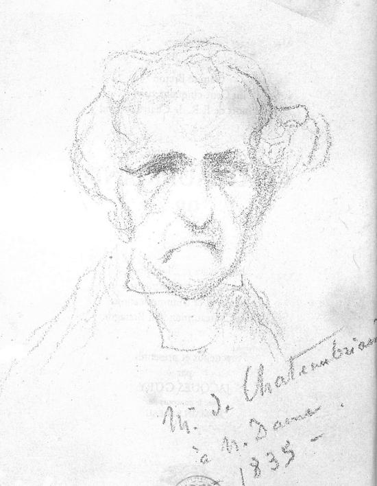Chateaubriand Claudius Lavergne
