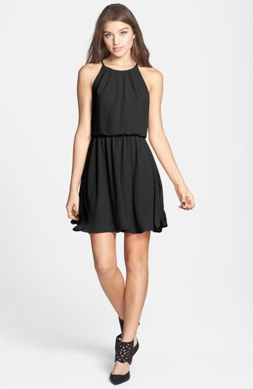 Black Everyday Dresses