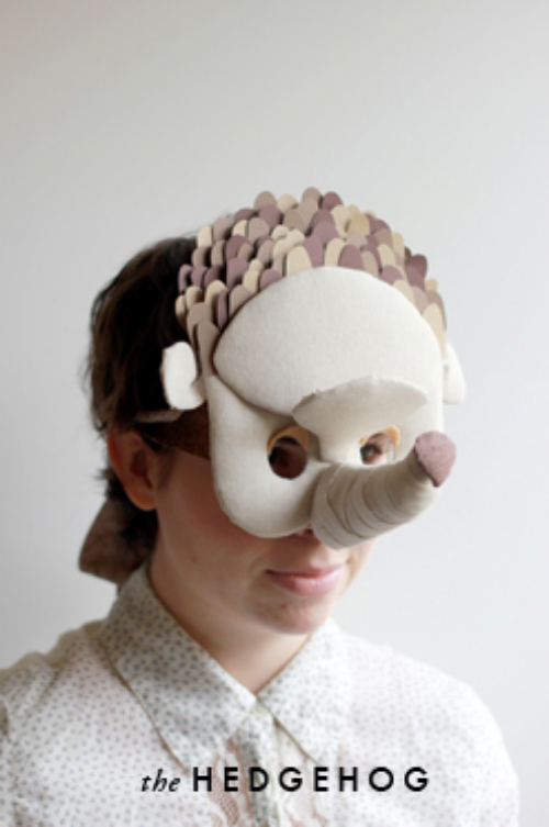 Hedgehog Mask