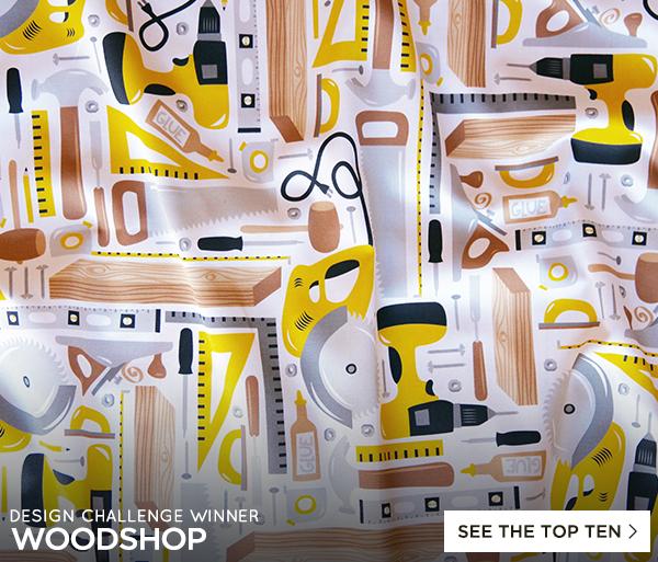 Woodshop Design Challenge Winner!