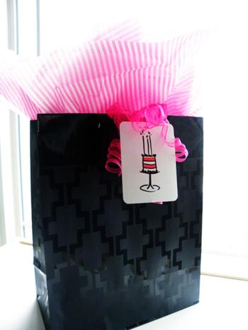 Journalcard-gifttag