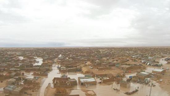 Inundaciones-desierto-sahara