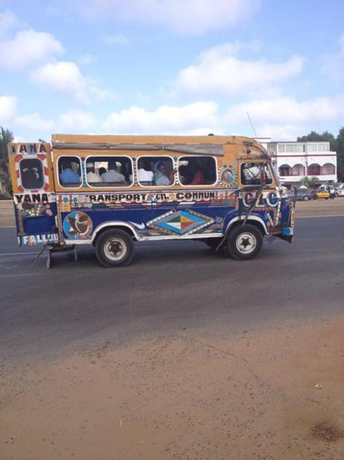 Fall 2014, Orientation to navigate in Senegal