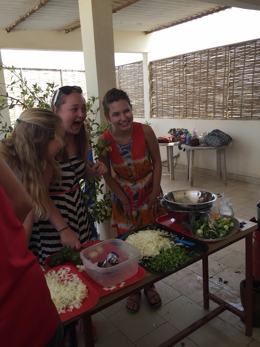 Spring 2016: Culturla learning through cooking
