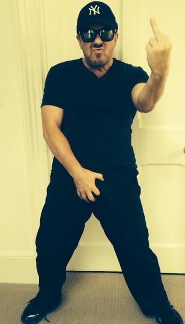Ricky Gervais #FeelingNuts