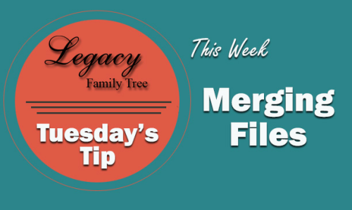 Tuesday's Tip - Merging Files