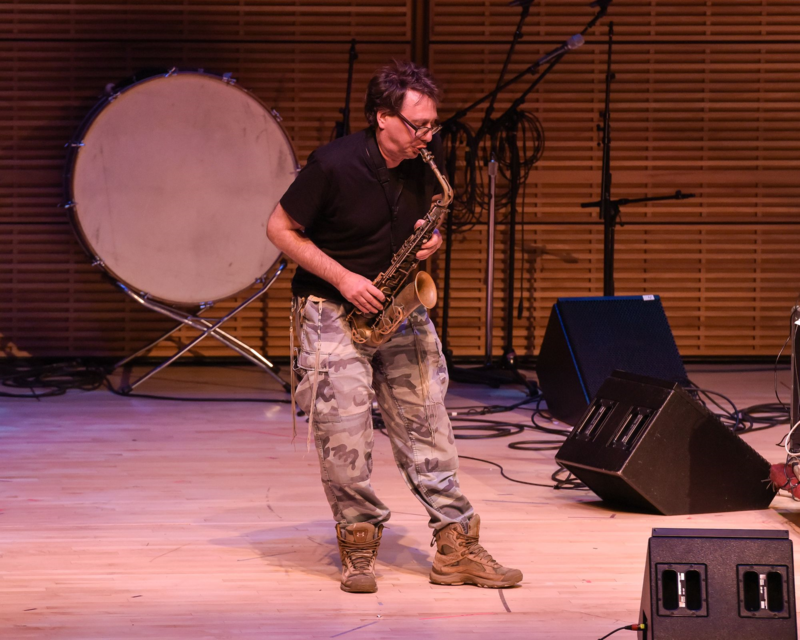 John Zorn at Zankel Hall