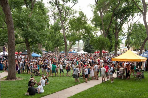 Colorado springs beer festival