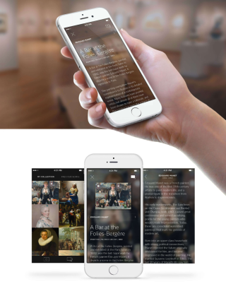 Smartify app demonstration