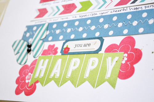 You Are Happy by Aly Dosdall 3
