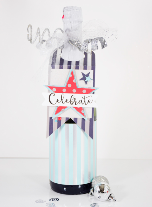 New Year's Eve Party Set by Tya Smith for #EchoParkPaper and #CartaBellaPaper