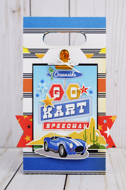 """Treat bags by Becki Adams with the """"Cartopia"""" Collection by #CartaBellaPaper"""