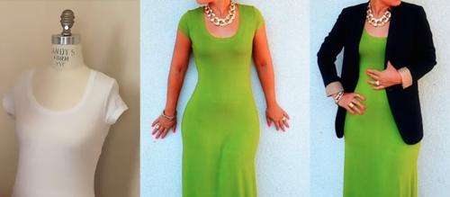 How-to-sew-a-t-shirt-maxi-dress