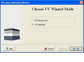 UV Cal Wiz 2