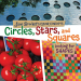 Jane Brocket: Circles, Stars, and Squares: Looking for Shapes (Jane Brocket's Clever Concepts)