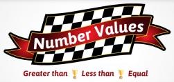 Numbervaluesgame