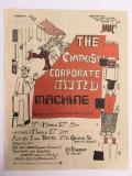 Poster: The Capitalist Corporate Mind Machine