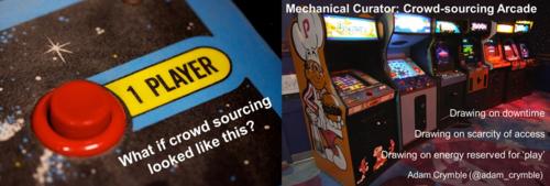 Adamcrymble arcade