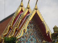 The Grand Palace in Bangkok is a true example of royal magnificence.