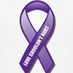 Love-shouldnt-hurt-happy-purple-day-logo-graphic