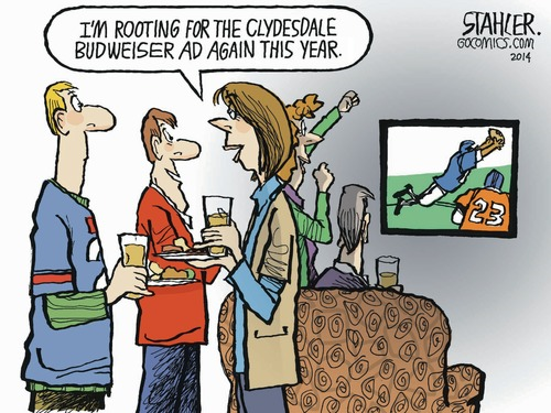 Jeff Stahler Super Bowl