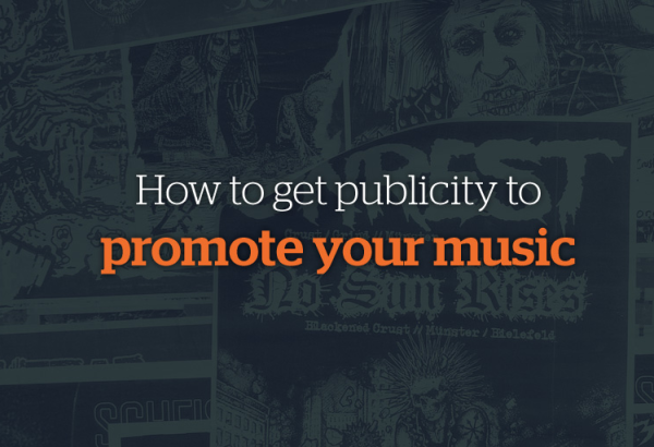 How To Get Publicity To Promote Your Music