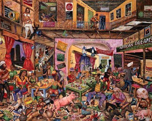 """Joseph Bertiers,""""Kenya's Craziest Bar"""""""