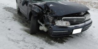 Snow Plow crash Hwy 5