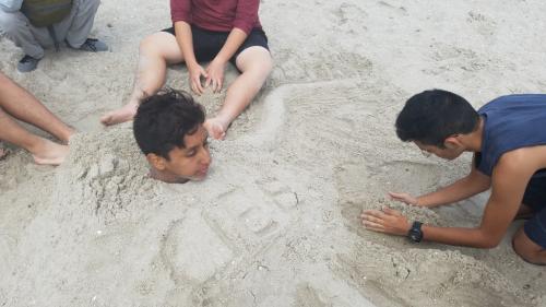 CIEE Sand