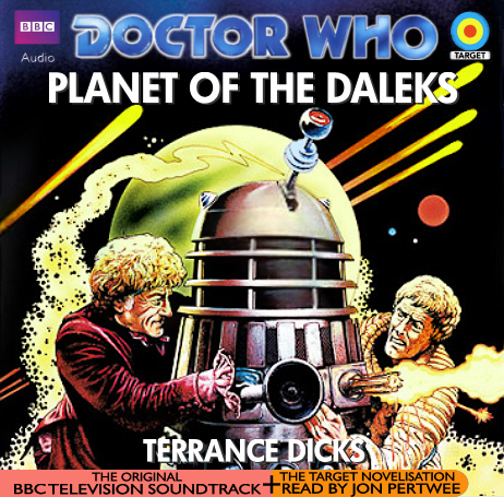 Doctor who planet of the daleks