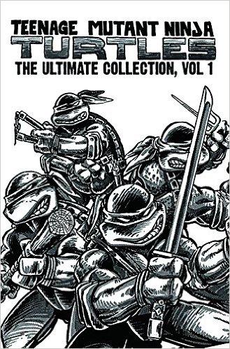 Teenage Mutant Ninja Turtles The Ultimate Collection Vol 1