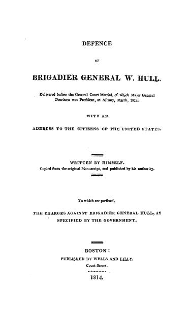 N Hull defense