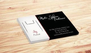 Création de carte de visite Patricia Designer Graphique_Maitre Johanne Pautonnier