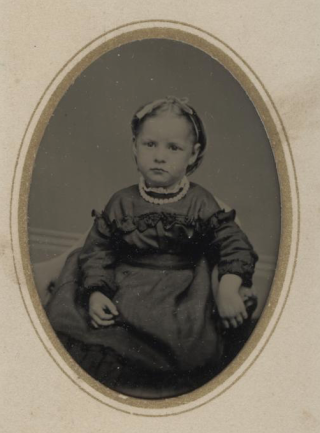 LFT Tintype Young Child