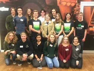 2018 Australian NatureBridge cohort