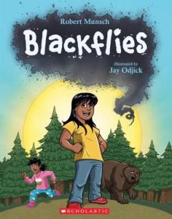 Blackflies Robert Munsch