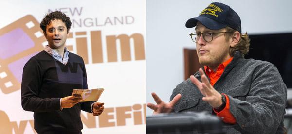 Damon Maulucci and Justin Liberman