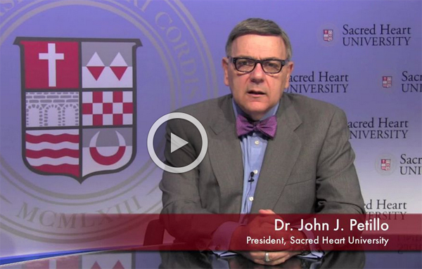SHU Prez Video Blog