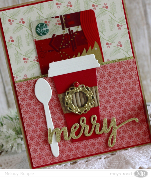 Card Gift Card Holder - Close