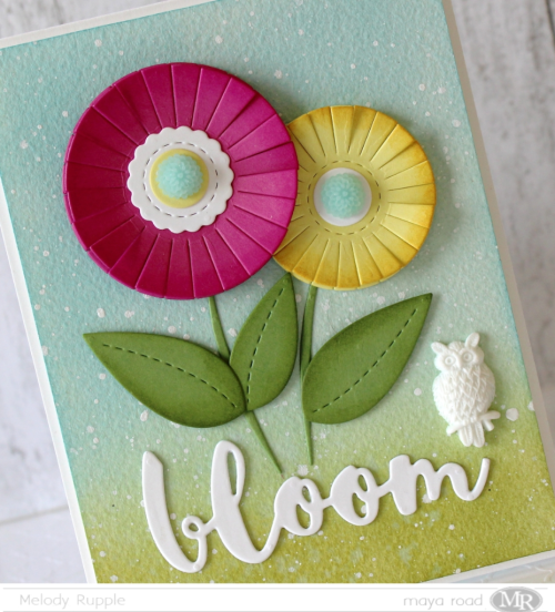Bloom Card - Close