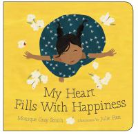 Book Cover: My Heart Fills with Happiness