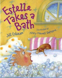 Book Cover: Estelle Takes a Bath