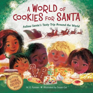 Book Cover: A World of Cookies for Santa