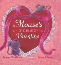 Book Cover: Mouse's First Valentine