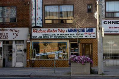Wisdom's shop
